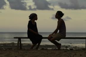Irim Tolentino as Beatriz & Augusta Soares as Teresa in 'A Guerra da Beatriz'